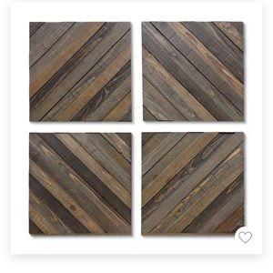 Target Threshold Wood Decorative Panels